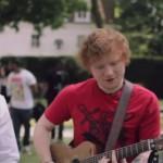 Angel redefines acoustic with Ed Sheeran and Michael Kiwanaku